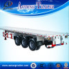 Tri-Axle 40ft Flatbed Container Semi Trailer for Africa Market