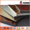 PVDF Stone Finish Aluminum Composite Panel for Exterior Wall Cladding