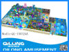High Quality Playground Equipment, Indoor Playground (QL-3054C)