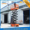 8m Electric Scissor Work Platform Man Lift for Sale
