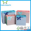 Eco Friendly Luxury Die Cut Handle Paper Shopping Bag
