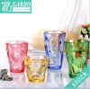 Colorful Unbreakable Plastic PC Glass Cup
