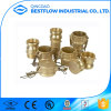Aluminum/Brass/Stainless Steel Cam and Groove Adapters