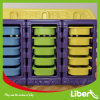 Children Plastic Display Storage Shelf (LE. SK. 029)
