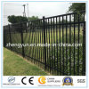 Ornamental Steel Fence Black Aluminium Fence Black