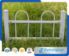 Elegant Welded Wrought Iron Fence Design / Aluminum Decorative Garden Fencing