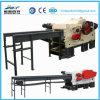 Wear Resistance, SKF Bearing, 3 Blades Wood Chipper Machine
