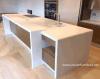 Corian Solid Surface Designer Kitchen Island