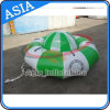 Water Park Equipment Inflatable Flying Disco Boat, Human Inflatable Water Game
