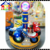 Slot Coin Operated Moto Ride Arcade Game Machines Kids Carousel