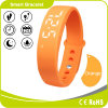 Silicone Bluetooth Pedometer Smart Bracelet fitness Band