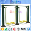 Outdoor Fitness Equipment with High Quality Double Swing for Kids