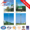 9m and 11m 500dan Steel Pole with Bitumen