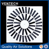 48 Adjustable Blades Ventilation Air Ceiling Swirl Diffuser
