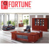 Modern Luxury Wooden Executive Office Desk for Company Use (FOH-A3A241)