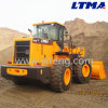 Ltma 5ton Wheel Loader Price 956 with Ce ISO Certificates