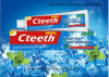 Cteeth No Fluoride Double Mint Cool-Ice Super Whitening Toothpaste