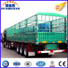 Stake Semi-Trailer with Single Tyre