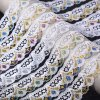 3cm Non-Elastic Shiny Lace for Women Underwear Accessories