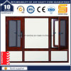 New Aluminum Casement Window with Mosquito Net