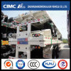 Cimc Huajun 40FT 2axle Flatbed Trailer in Stack