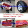 Children Wooden Wagon Cart