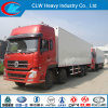 Dongfeng 8X4 315HP Refrigerator Truck for Sale