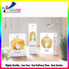 Elegant Customized Logo Coated Paper Human Virgin Hair Packaging Box