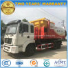 20 Tons 10 Wheels Pull Arm Truck with Compactor Equipment Garbage Truck