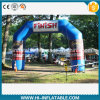 Custom Made Inflatable Finish Line Arch, Inflatable Outlet Arch, Inflatable Gate Arch No. Arh12304 for Sale