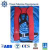 Three Pieces Inflatable Marine Life Jacket