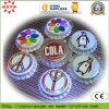 Customized Metal LED Name Badge