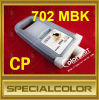 Pfi-702 Compatible Ink Cartridge Pigment with Chip 700ml, Color Mbk