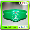 1 Inch Silicone Wristband with Color Filled