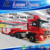 Lowbed Semi Trailer with Dolly, Dolly Semi Trailer, Towing Dolly Trailer, Semi Trailer Dolly for Sale
