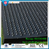 Rubber Stable Mat with Wide Rib Reverse, Rubber Cow Mat