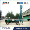 Truck Mounted 11m Screw Pile Driver Machine