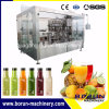 Automatic Juice Drink Processing Plant / Juice Filler Machine