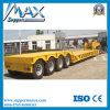 Excavator Transport Gooseneck Lowboy and Lowbed Semi Trailer