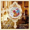 European Creative Wall Clocks Hot Sale Luxury Diamond Clock Wall Clock for Home Wall Decor (AS010)