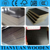 12mm Film Faced Plywood/4X8′ Shuttering Plywood