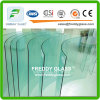 19mm Curved Glass/ Toughened Glass/Door Glass