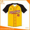 Healong Custom Sublimation Baseball Jersey for Team Wear