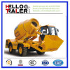 2.2m3 Mobile Self Load Concrete Mixer