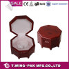 Charming Glossy Finished Wooden Jewelry Case