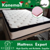 Firm Foam Pillow Top Bonnel Spring with Bracket Mattress