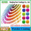 Flat Gloss Ral 1028 Yellow Home Decoration Epoxy Polyester Powder