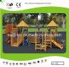 Kaiqi Medium Series Wooden Children′s Outdoor Playground (KQ10156A)