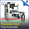 Tailor Made Fully Automatic 5-Gallon 18L Steel Pail Can Making Double Spot Welding Machine