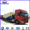 60cbm Bulk Cement Powder Material Transport Tanker Truck Semi Trailer